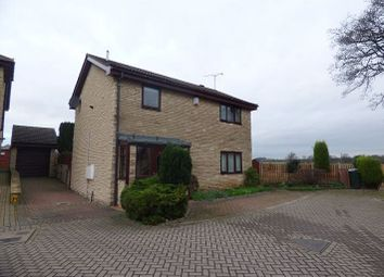 Thumbnail 3 bed detached house to rent in Crabgate, Skellow, Doncaster