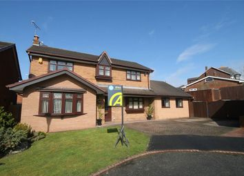 Thumbnail 4 bed detached house for sale in Old School Place, Ashton-In-Makerfield, Wigan, Lancashire