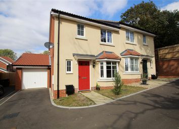 3 bed semi-detached house for sale in Wagtail Drive, Stowmarket, Suffolk IP14