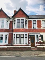 Thumbnail 3 bedroom terraced house to rent in Windway Rd, Victoria Park, Cardiff