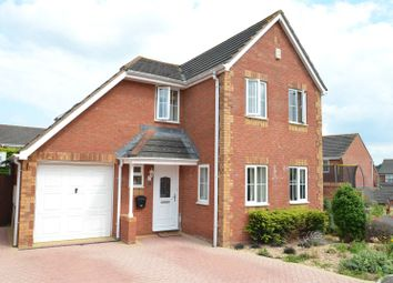 Thumbnail 4 bed detached house for sale in Siskin Chase, Cullompton, Devon