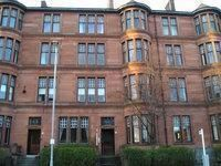 Thumbnail 4 bed flat to rent in Highburgh Road, West End, Glasgow