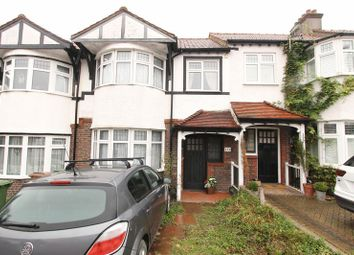 Thumbnail 3 bed terraced house for sale in Malden Road, North Cheam, Sutton