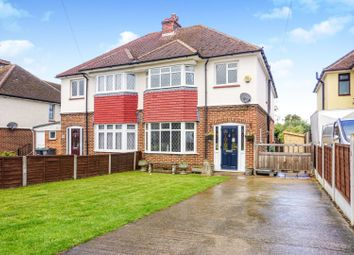 Thumbnail 4 bed semi-detached house for sale in London Road, Aylesford