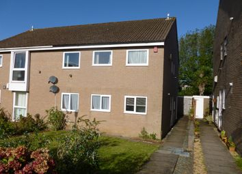 Thumbnail 2 bed flat to rent in Wentwood Gardens, Plymouth