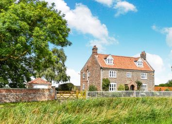 Thumbnail 5 bed detached house for sale in Beacon Hill Lane, Terrington St. Clement, King's Lynn
