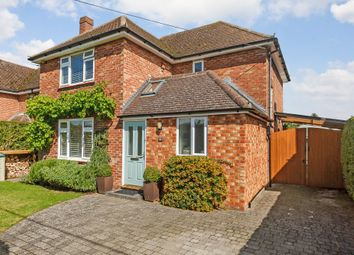 Thumbnail 3 bed detached house for sale in Norreys Road, Cumnor, Oxford