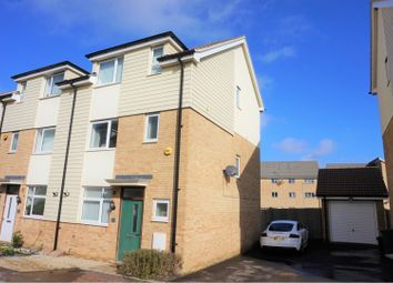 Thumbnail 4 bed semi-detached house for sale in Lancastria Lane, Brooklands