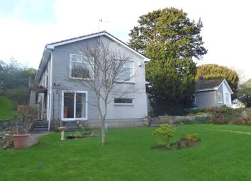 Thumbnail 5 bed detached house for sale in Belle Vue Road, Hooe, Plymouth, Devon