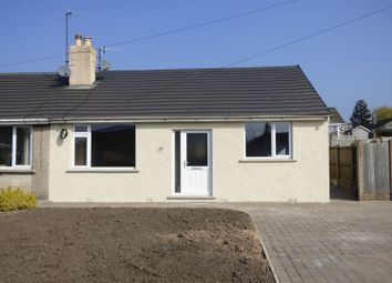 Thumbnail 2 bed semi-detached bungalow for sale in Loughrigg Avenue, Kendal