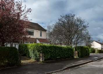 Thumbnail 3 bed end terrace house for sale in Abbey Drive, Glasgow