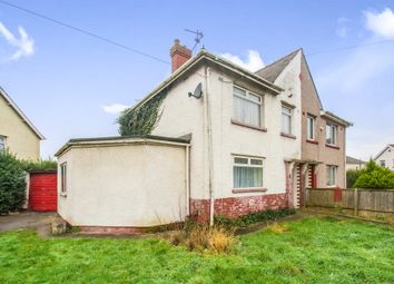 Thumbnail 3 bedroom terraced house for sale in Mercia Road, Cardiff