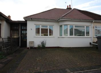 Thumbnail 2 bed bungalow for sale in Buckingham Gardens, Downend, Bristol