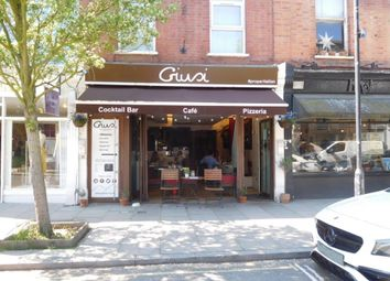 Thumbnail Restaurant/cafe for sale in Devonshire Road, Chiswick