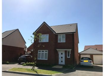 Thumbnail 4 bed detached house for sale in Ernest Fitches Way, Littlehampton