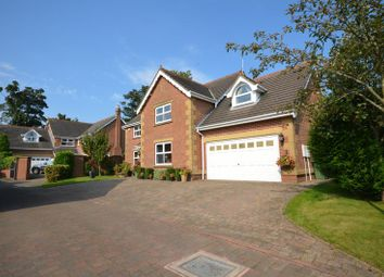 Thumbnail 4 bedroom detached house for sale in 3 The Orchard, Little Eccleston, Preston