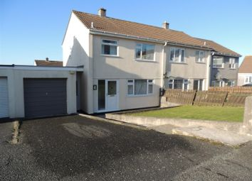 Thumbnail 3 bed property for sale in Boscawen Road, St. Dennis, St. Austell