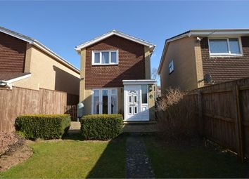 Thumbnail 3 bed detached house for sale in Audley Rise, Newtake, Newton Abbot, Devon.