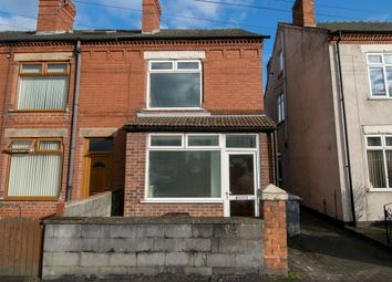 Thumbnail 2 bed terraced house to rent in Market Street, South Normanton