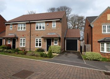 Thumbnail 3 bed semi-detached house for sale in Keaver Drive, Frimley