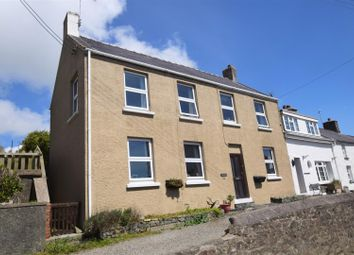 Thumbnail 3 bed end terrace house for sale in High Street, Solva, Haverfordwest