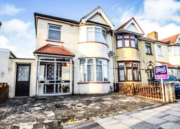 Thumbnail 3 bed semi-detached house for sale in Eton Road, Ilford