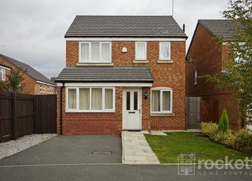 Thumbnail 4 bed detached house to rent in Brent Close, Newcastle-Under-Lyme