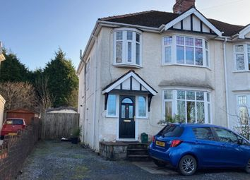 4 bed semi-detached house for sale in Clasemont Road, Morriston, Swansea SA6