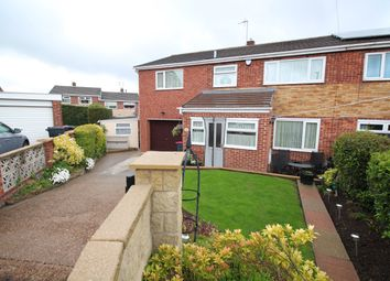 Thumbnail 5 bed semi-detached house for sale in Rose Close, Brinsworth, Rotherham