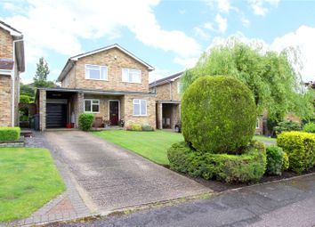 Thumbnail 4 bed detached house to rent in Marwood Close, Kings Langley