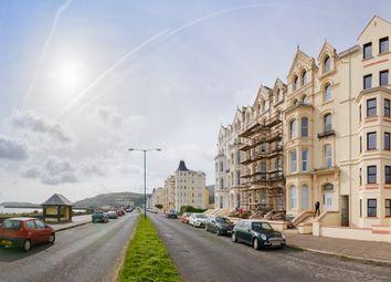 Thumbnail 2 bed flat for sale in Mooragh Promenade, Ramsey, Isle Of Man