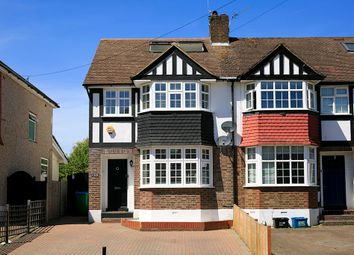 Thumbnail 4 bed end terrace house for sale in Lincoln Avenue, Twickenham