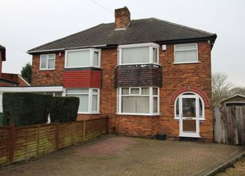 Thumbnail 3 bed semi-detached house to rent in Londonderry Grove, Smethwick