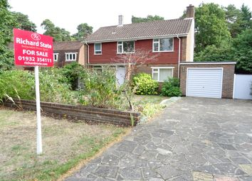 Thumbnail 3 bed detached house for sale in The Gateway, Woodham