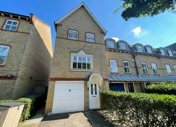 Thumbnail Town house for sale in Chamberlayne Avenue, Preston Road, Wembley