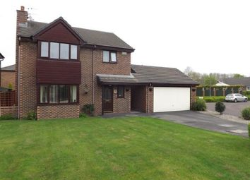 Thumbnail 4 bedroom detached house for sale in Hoylake Close, Fulwood, Preston, Lancashire