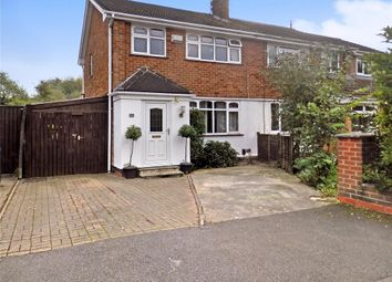 Thumbnail 3 bed semi-detached house for sale in Lakeside Crescent, Long Eaton, Nottingham