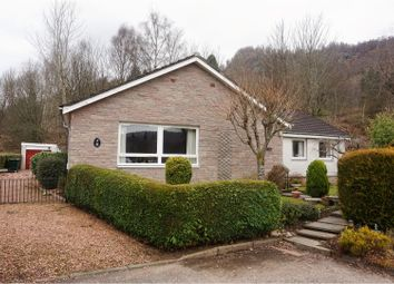 Thumbnail 4 bed detached bungalow for sale in Torlee Road, Dunkeld