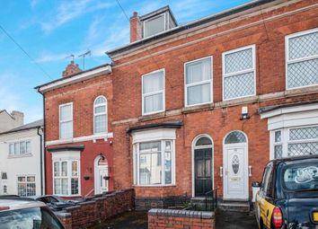 Thumbnail 4 bed terraced house for sale in George Street, Balsall Heath, Birmingham, West Midlands