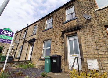 Thumbnail 3 bed terraced house for sale in Lowergate, Milnsbridge, Huddersfield