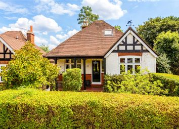 Thumbnail 4 bed detached bungalow for sale in Trindles Road, South Nutfield, Surrey