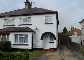 Thumbnail 3 bedroom semi-detached house for sale in Upper Branston Road, Clacton On Sea