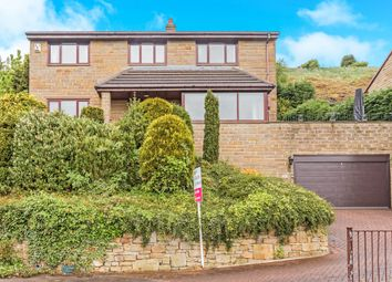 Thumbnail 3 bed detached house for sale in Daleside, Thornhill Edge, Dewsbury