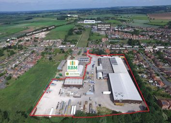 Thumbnail Industrial to let in Holme Road, Market Weighton