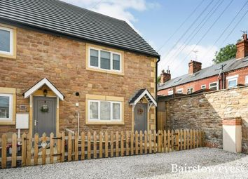 Thumbnail 2 bed terraced house for sale in Manor Mews, Mansfield Woodhouse, Mansfield, Nottinghamshire