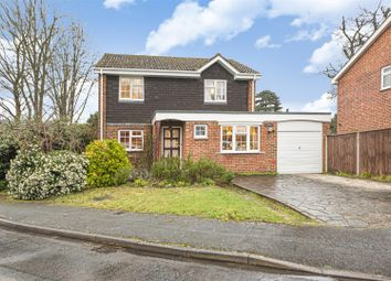 4 bed detached house for sale in Claydon Road, Horsell, Woking GU21