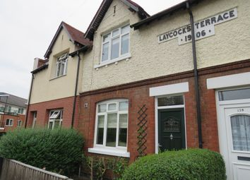 Thumbnail 2 bed terraced house for sale in Lower Sandford Street, Lichfield