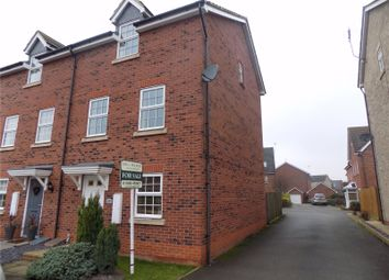 Thumbnail 3 bed terraced house for sale in Middle Meadow, Shireoaks, Nottinghamshire