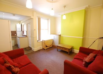 Thumbnail 5 bed terraced house to rent in Crookesmoor Road, Sheffield