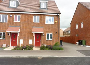 Thumbnail 3 bed property to rent in Whinchat Gardens, Leighton Buzzard